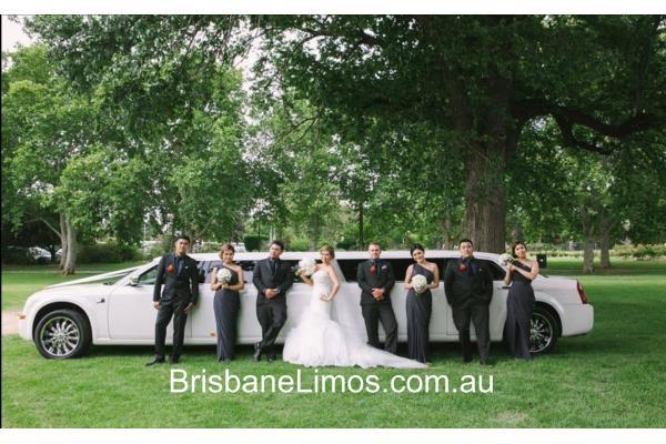 Limousine Services in Brisbane