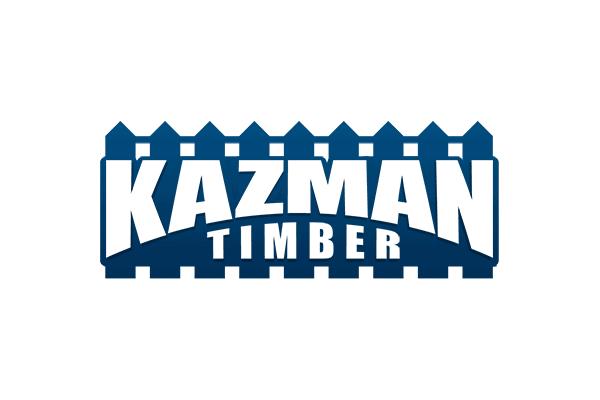 Kazman Timber Logo
