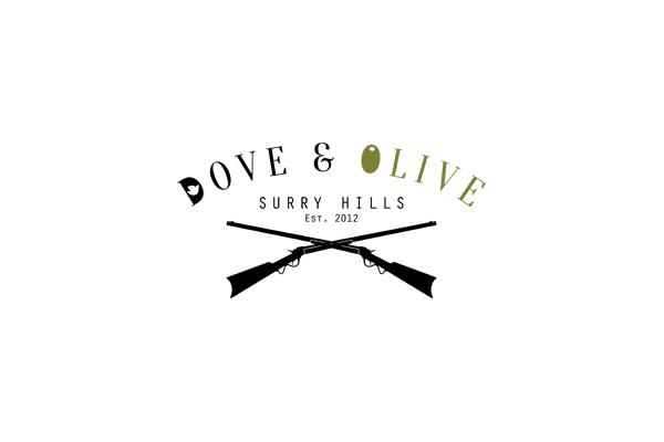 Dove and Oil Bistro logo