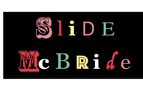 Slide Mc Bride Band Hire